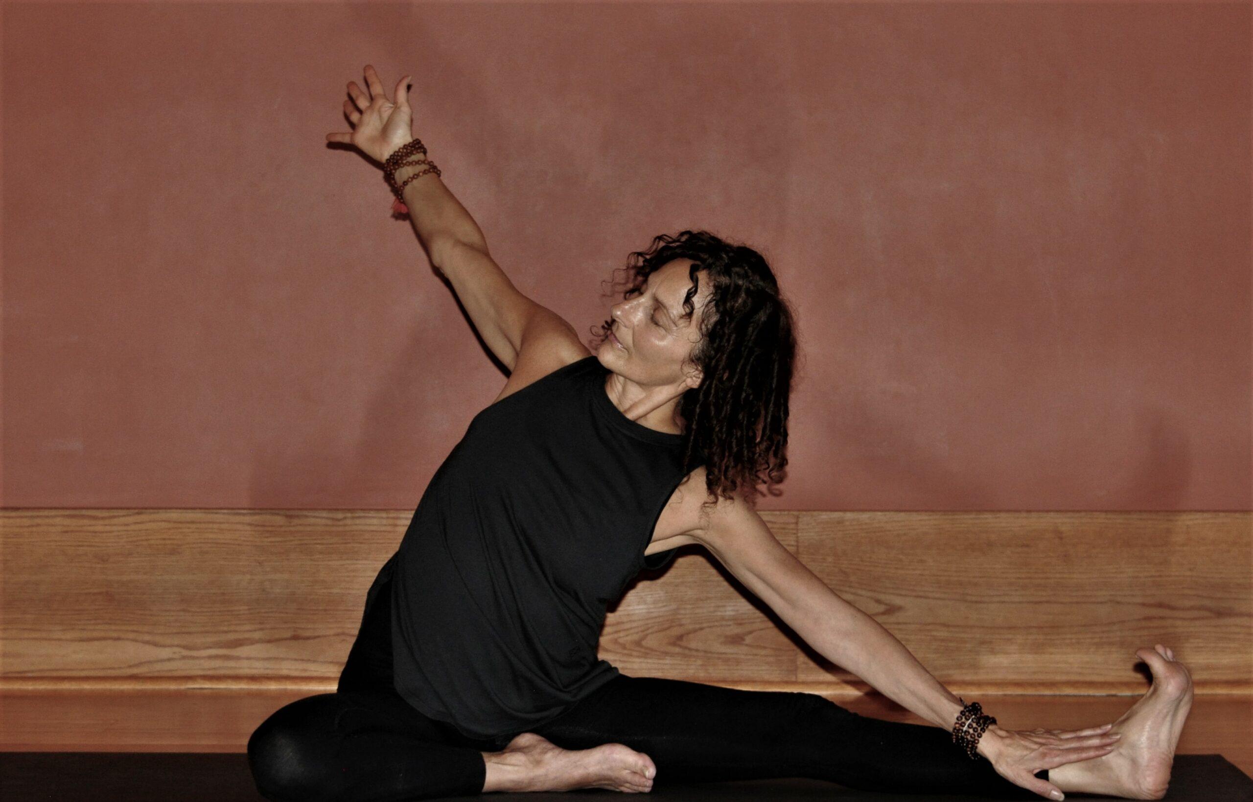 Yoga Teacher, Carrie Coppola, Owner
