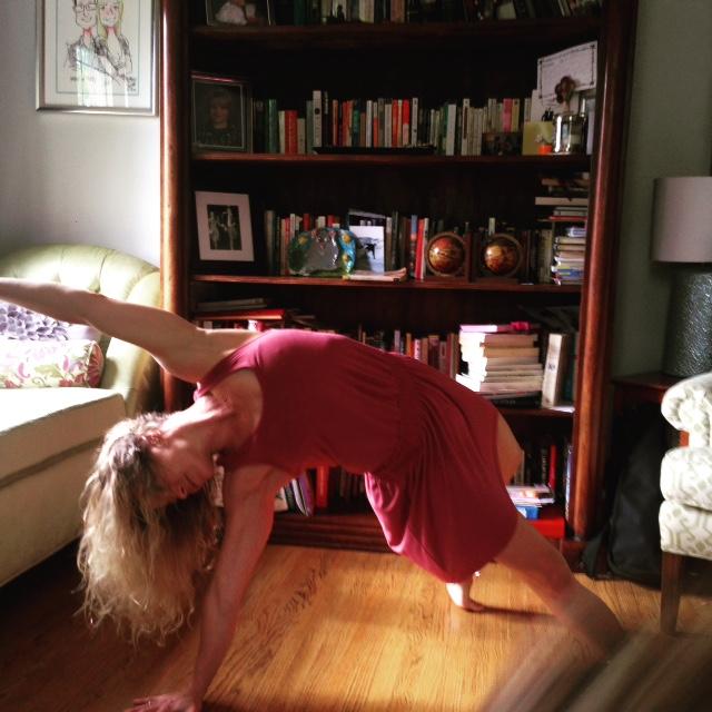 Yoga Teacher, Amy Keller-Bills