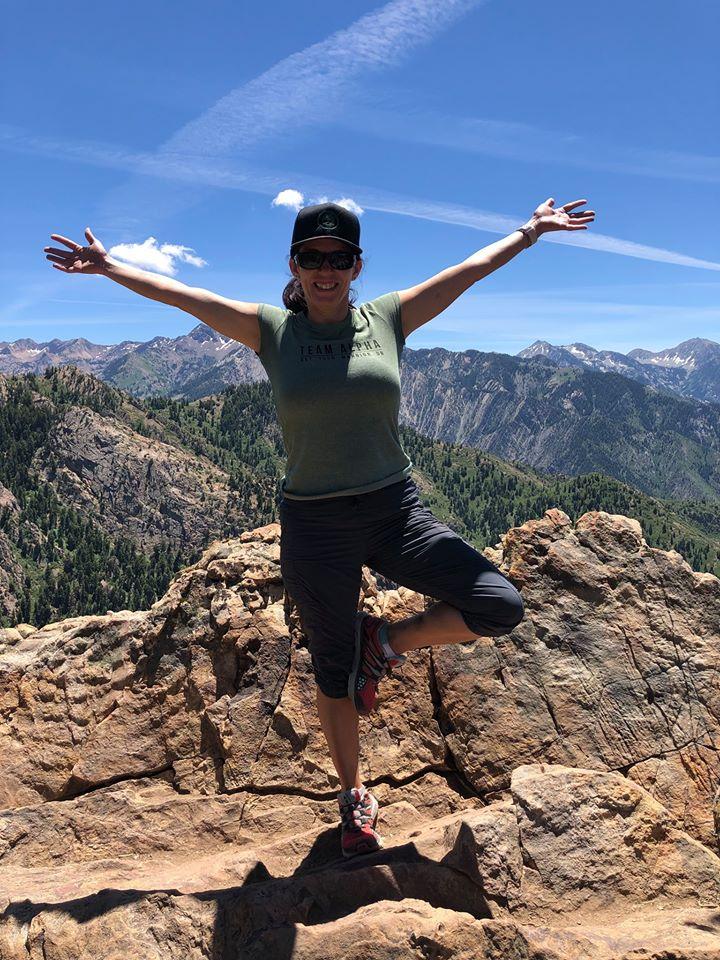 Yoga Teacher, Dawn Cannon