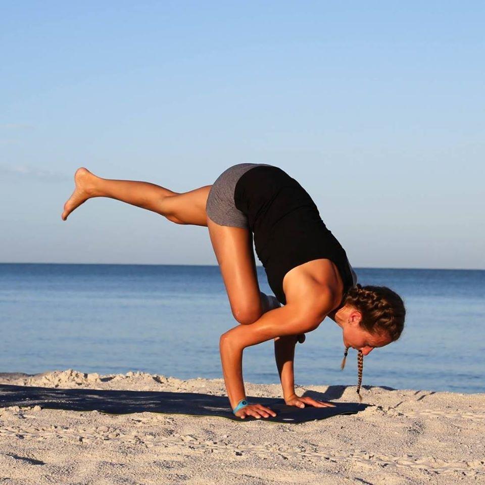 Yoga Teacher, Lindsey Terry